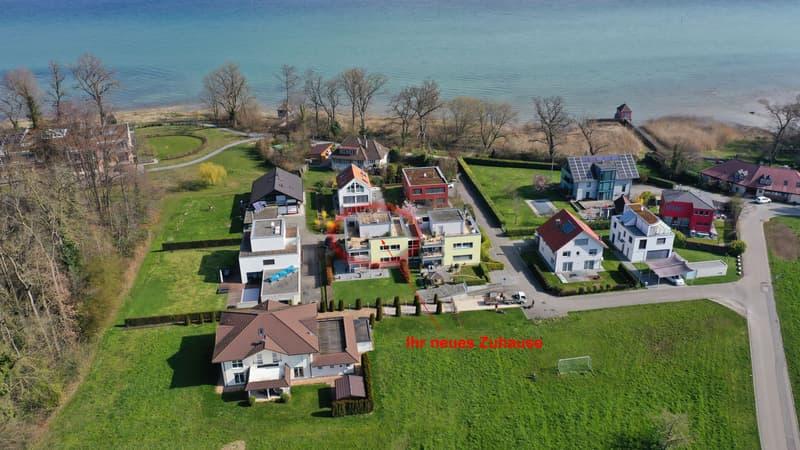 Das kleine Mehrfamilienhaus am See