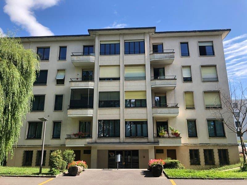 Appartement de 5.5 dans le quartier de Vernier