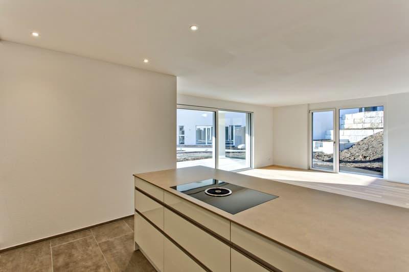 Gartenwohnungen mit bis zu 110 m2 Aussenfläche!