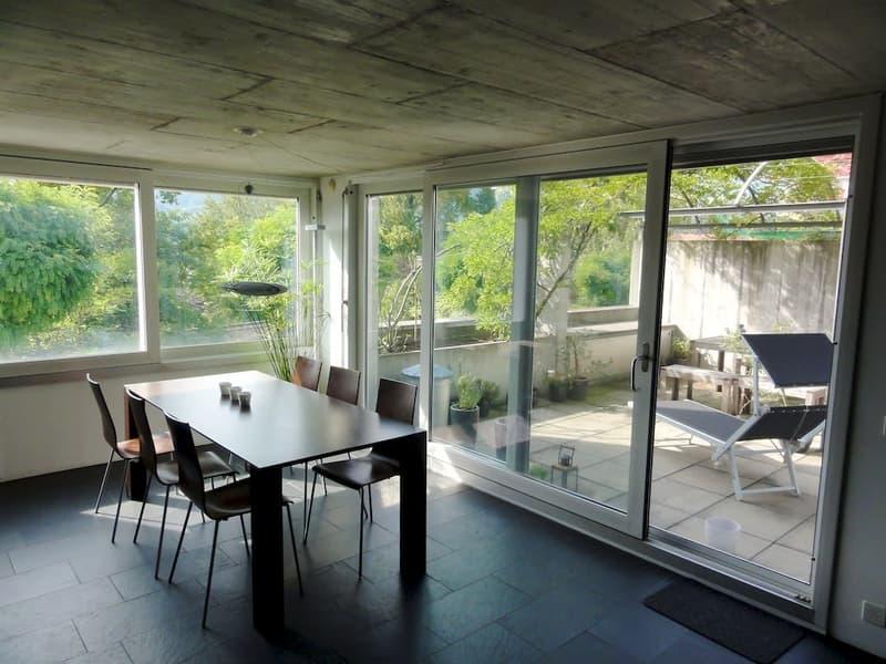 Atelier 5: Moderne 4-Zimmer Wohnung mit Alpensicht (ab Juni 2020) (1)