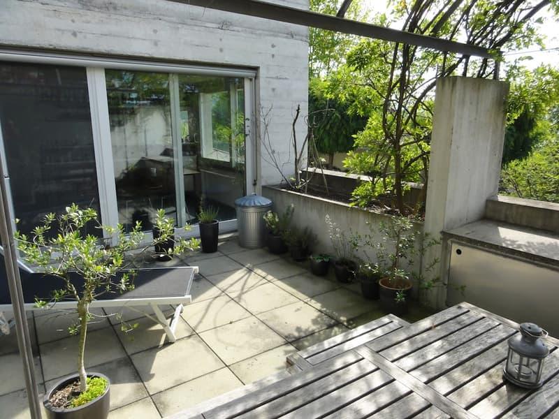 Atelier 5: Moderne 4-Zimmer Wohnung mit Alpensicht (ab Juni 2020) (2)