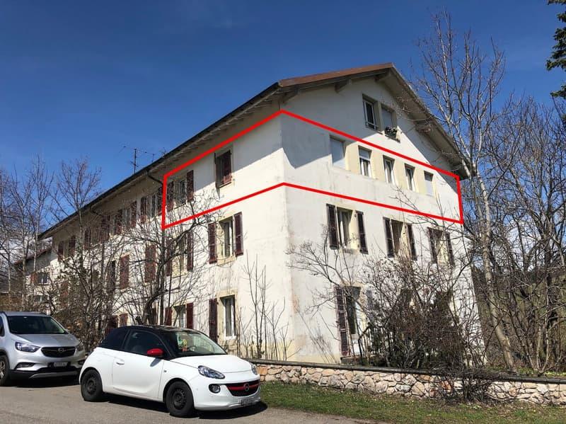 Spécial investisseur - Appartement rénové de 3 pièces à Ste-Croix