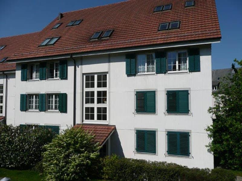 Sonnige Wohnlage mit grossem Gartensitzplatz