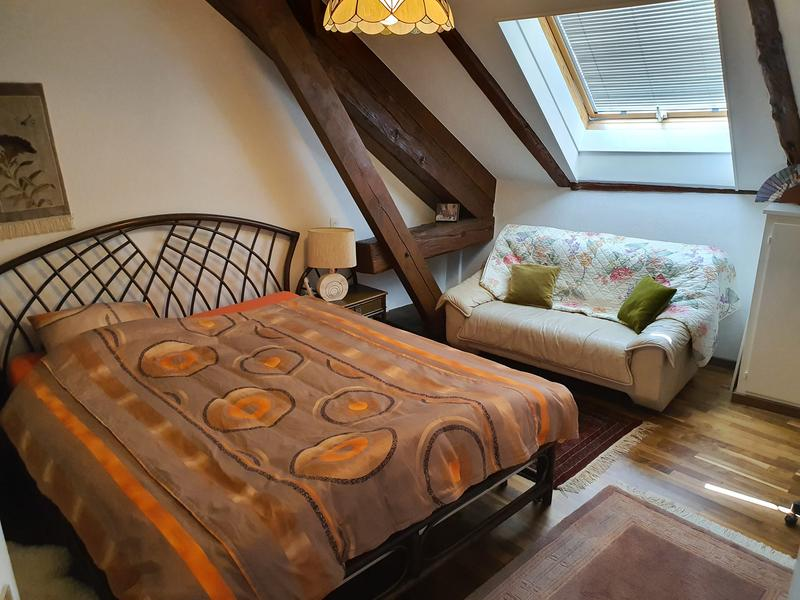 Magnifique attique à Gilly, belle vue, grand balcon et très calme (3)