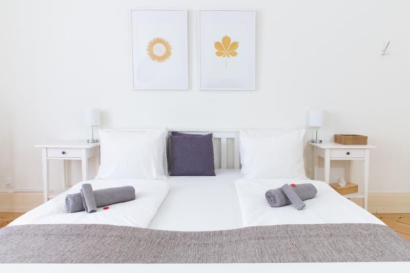 Wunderschöne möbilierte 3-Zimmerwohnung! (2)