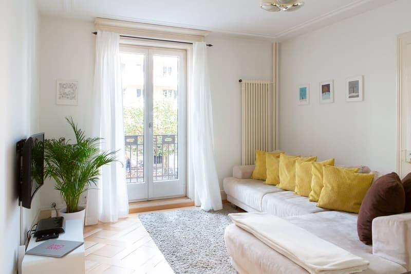 Wunderschöne möbilierte 3-Zimmerwohnung! (1)