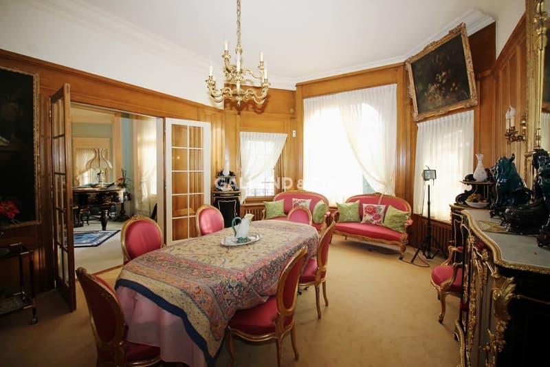 Appartement particulier de 6.5 pièces avec 730 m² de jardin