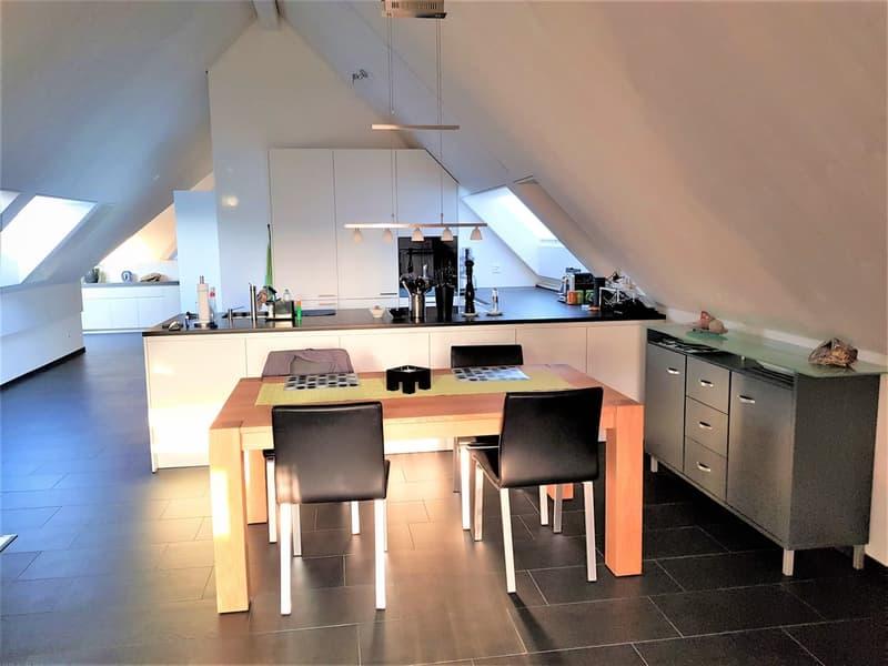 Wohntraum - exklusives Wohnen vor Winterthur 4 ½ Zi-Dachwohnung