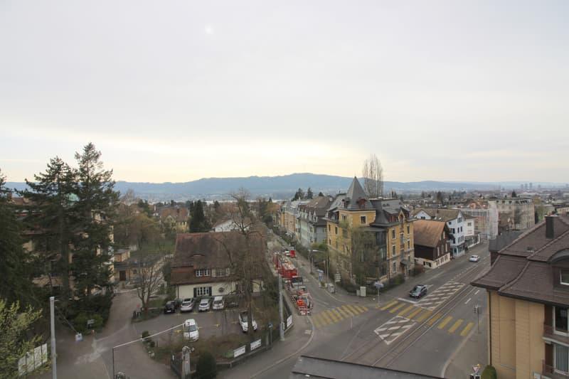 2.5 Zimmer Wohnung mit Dachterrasse in Hottingen