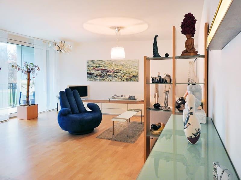 Modernes Wohnen im familienfreundlichen Quartier (1)