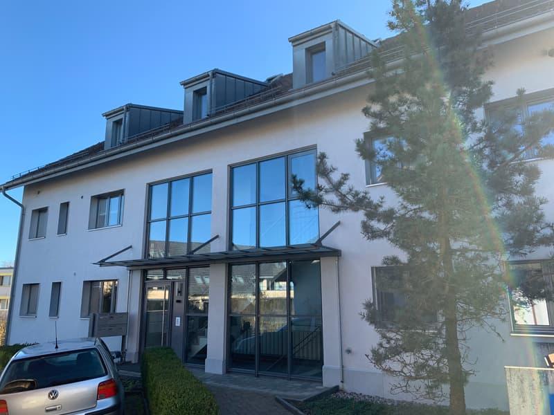 Grosszügige, sonnig und helle 6.5 Zi.Dachmaisonettewohnung mit 184 m2