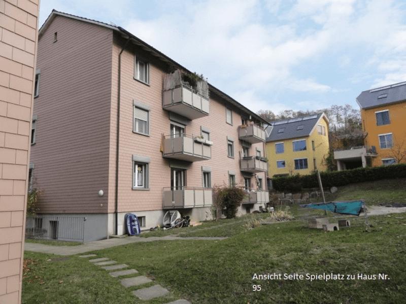 Helle, Gemütliche Wohnung mit Grünem Umschwung