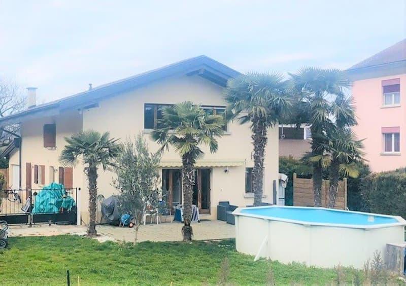 EN EXCLUSIVITÉ - Bouveret / Les Evouettes - Splendide villa inviduelle