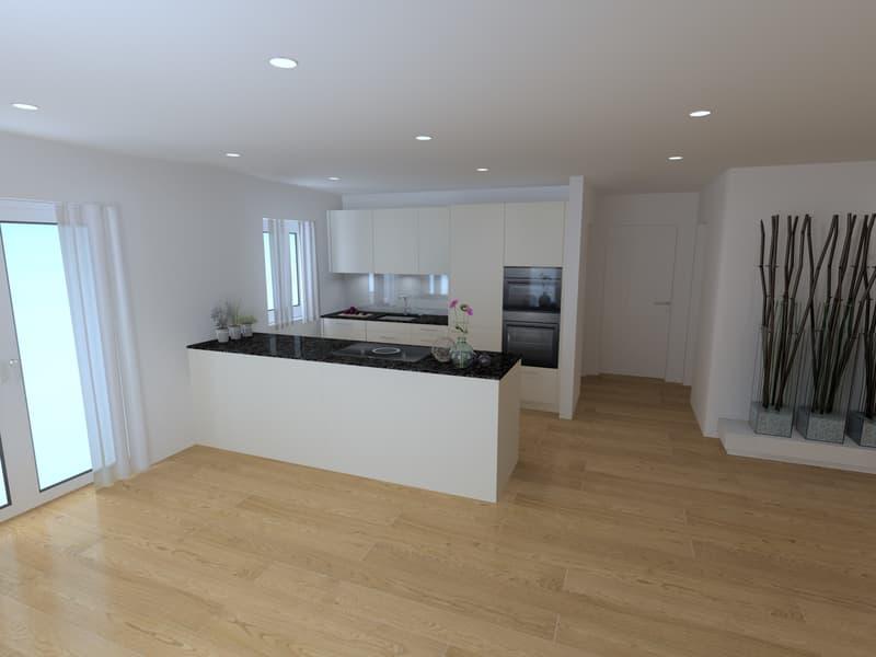 Komfortable Eigentumswohnungen in Obermumpf (2)