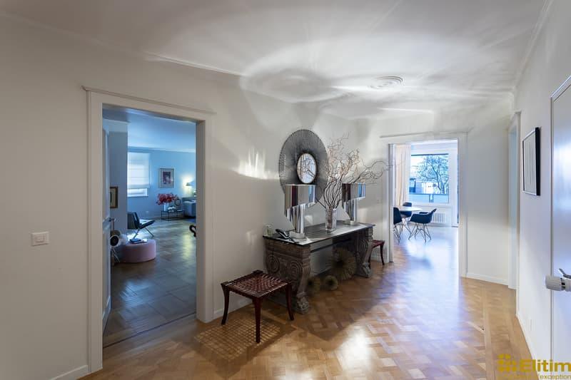 En exclusivité ! Lausanne, quartier Florimont - appartement exceptionnel de 7,5 pièces d'environ 300 m²