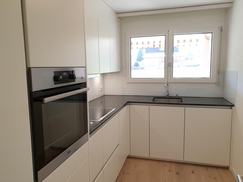 Renovierte Wohnung mit eigenem Waschturm und Kachelofen (4)