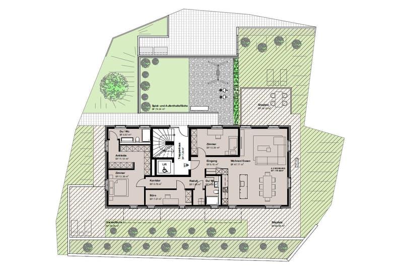 Gartentraum - mehr Lebensqualität dank einzigartigem Wohnkonzept (2)