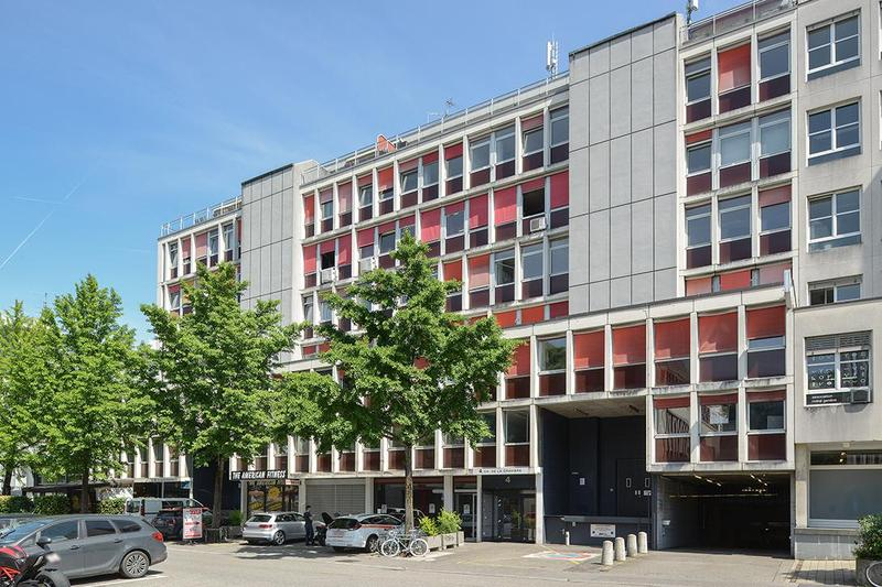 Atelier de 131,20 m2 - Les Acacias