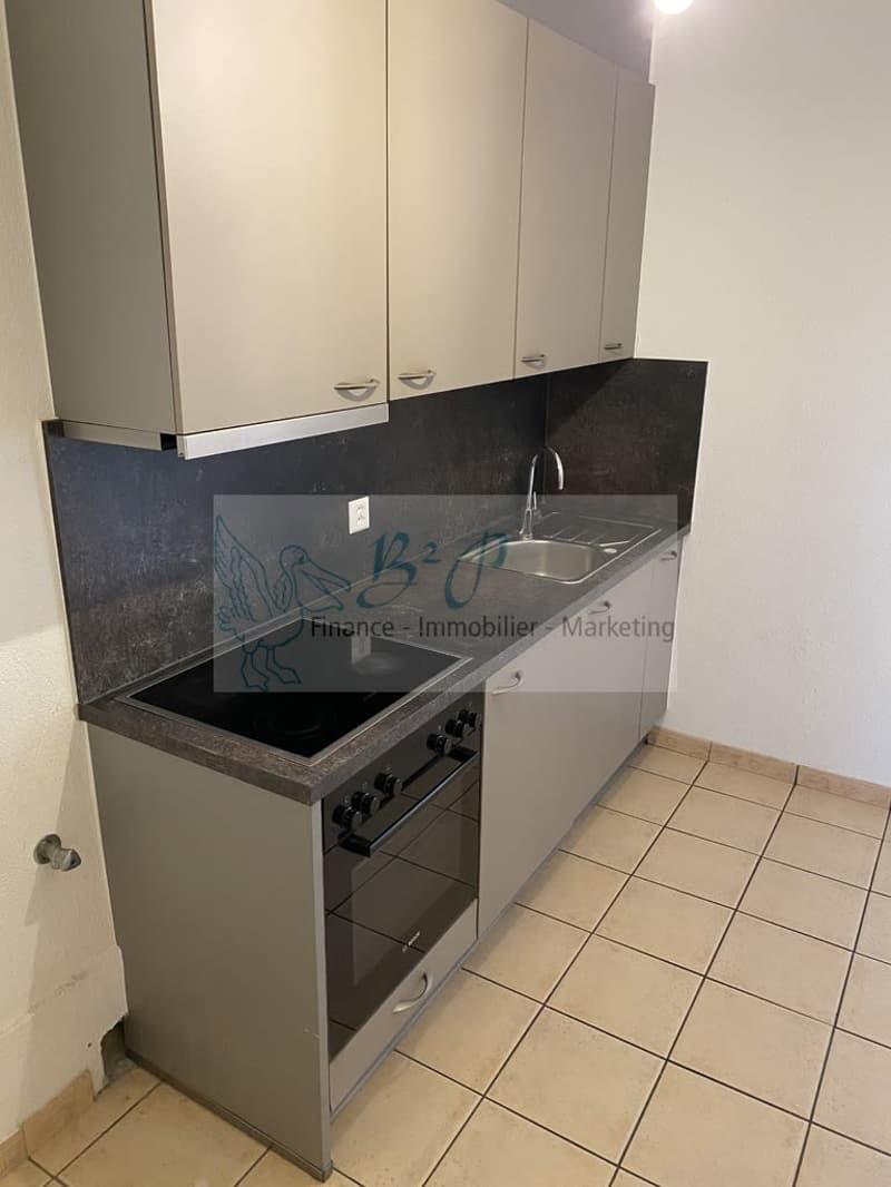 Appartement de 2 pièces à la rue Charrière 49 à La Chaux-de-Fonds