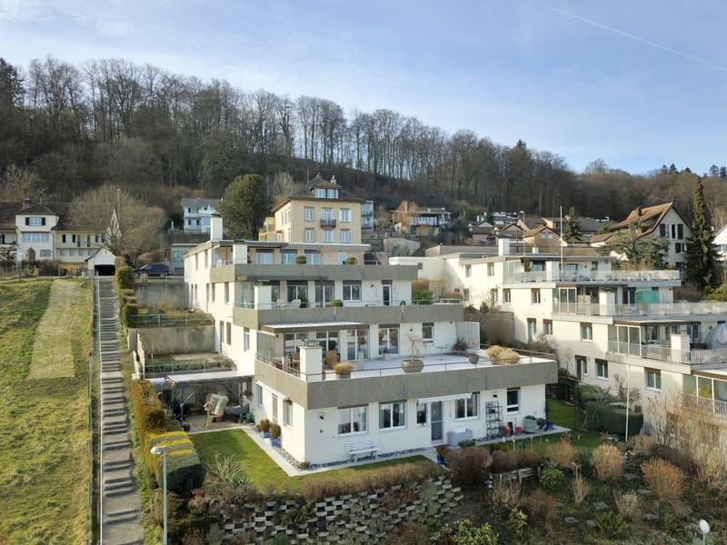 Einzigartige Terrassenwohnung mit atemberaubenden Weitblick