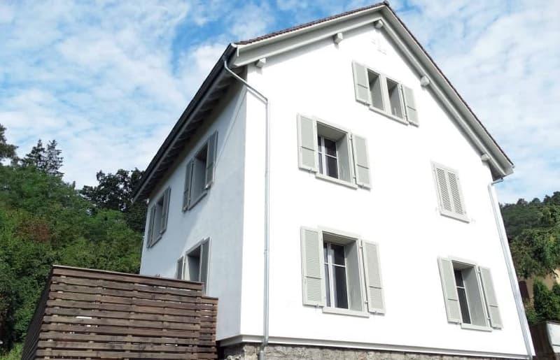 Une belle maison qui allie charme et caractère ...