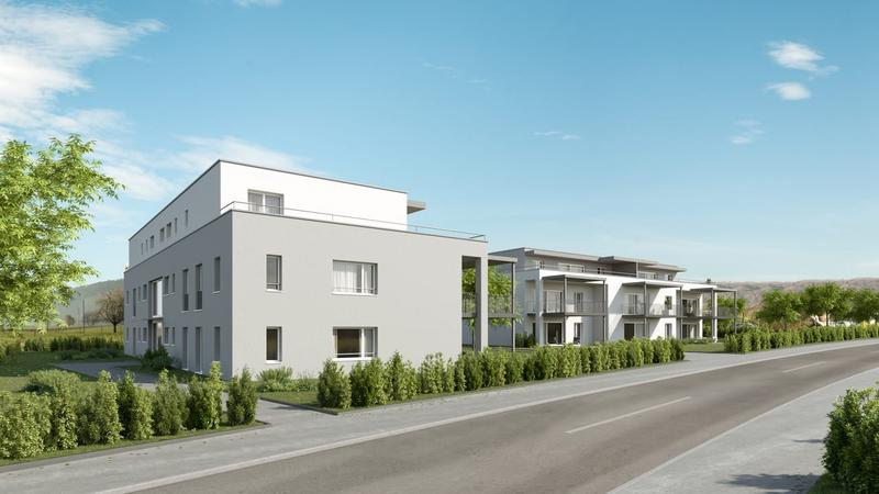 NEU! 2.5-Zimmer Eigentumswohnungen an guter Lage - Bezug Herbst 2021
