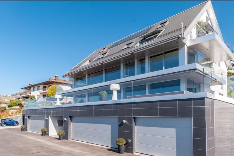 Appartement d'exception de 4.5 pièces avec vue lac panoramique