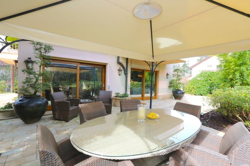Luxueuse villa individuelle à Carouge