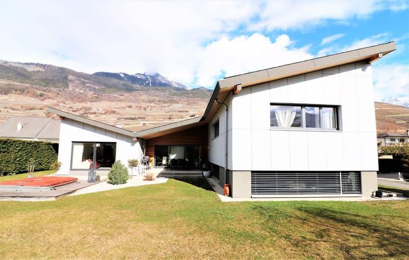 Villa familiale sur grande parcelle avec studio ind.- ACOR Immobilier