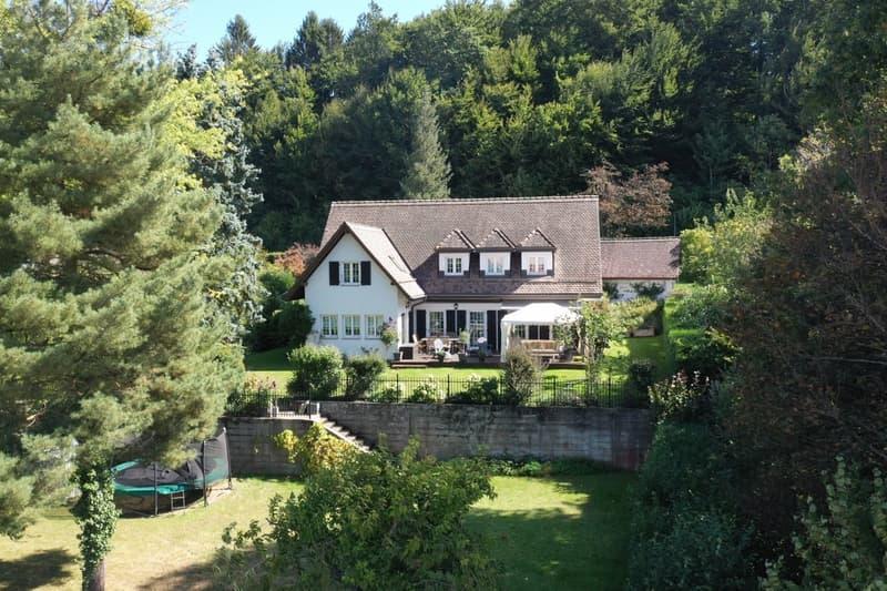 Très belle villa familiale au calme à deux pas de Lausanne, Cugy.