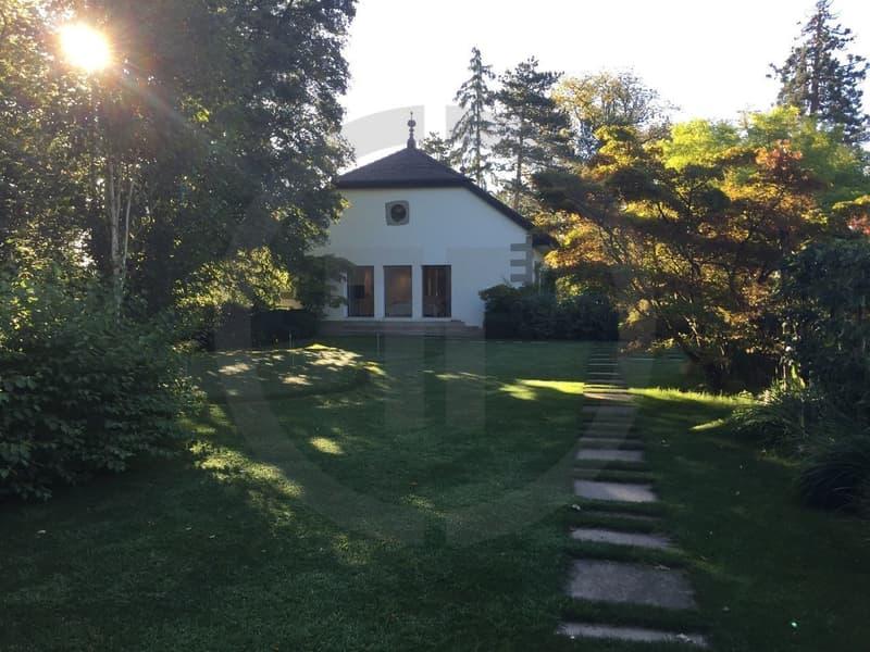 Sublime villa d'architecte au coeur de Vandoeuvres
