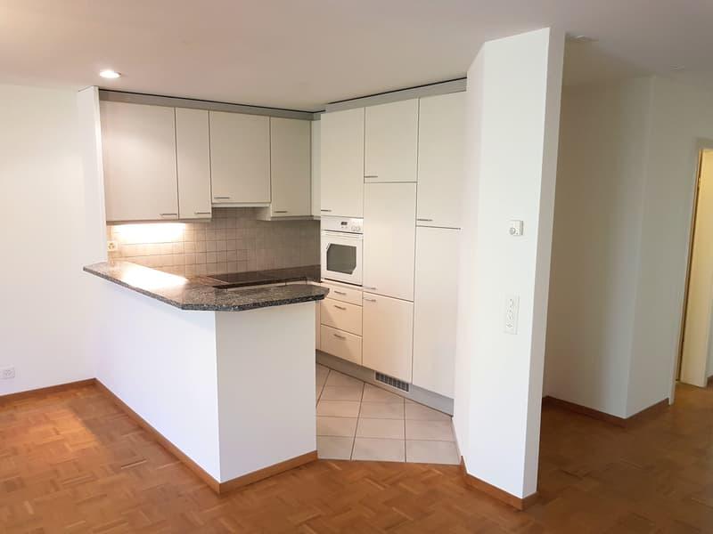 3.5 - Zimmerwohnung mit 2 Gartensitzplätzen (2)
