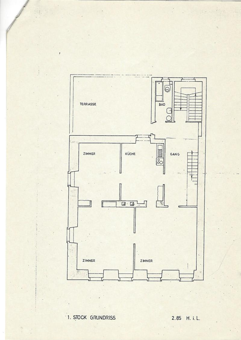 Grosse 3.5.Zimmer Wohnung in Laufen (2)