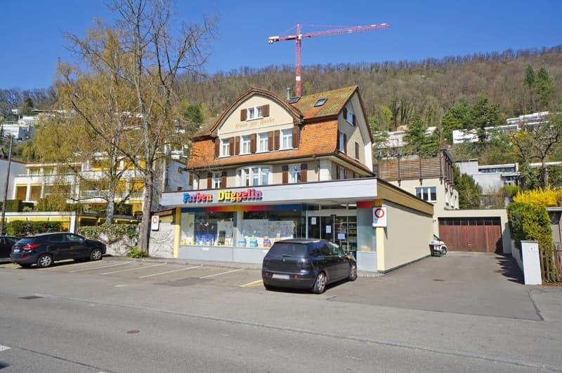 Wohn- und Geschäftshaus an hervorragender Lage