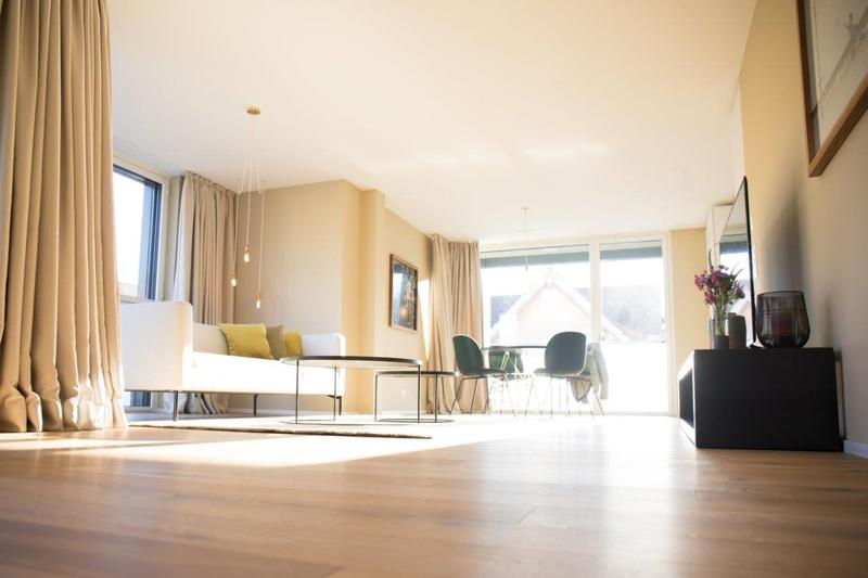 Stylish & fully furnished 1 Bedroom Apartment in the City Centre of Zug (4)