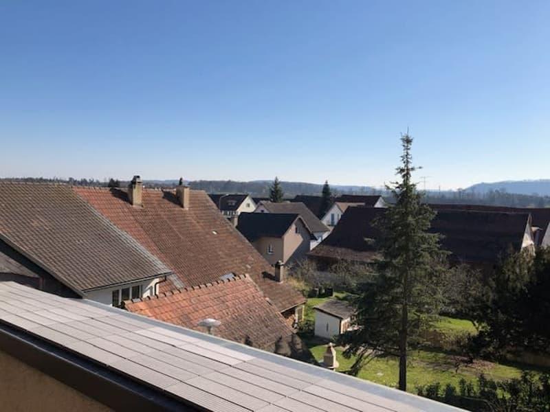 Sonne und Weitsicht 5 ½ Zimmer-Dach-Maisonettewohnung in Birmenstorf