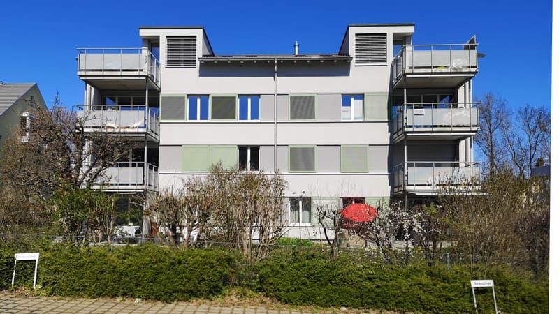 3,5-Zimmer-Wohnung mit sonnigem Gartensitzplatz