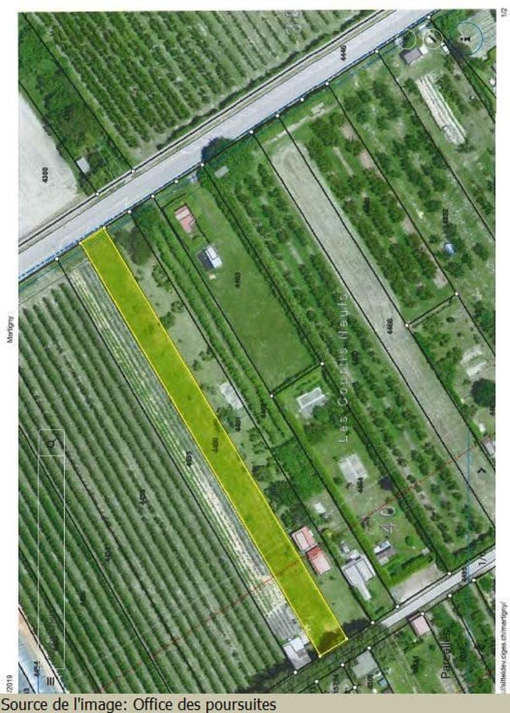 *Habitation avec remise et jardin*