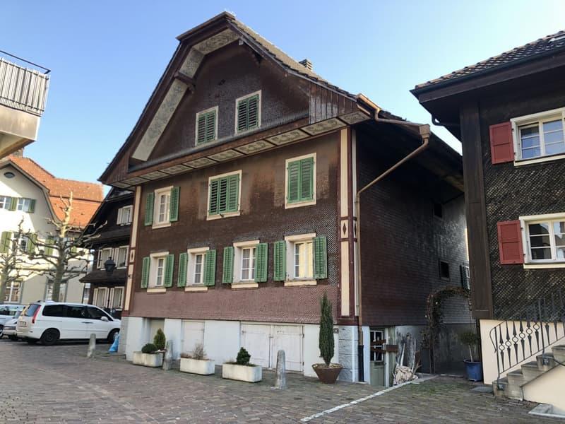 Erhaltenswertes Wohnhaus von 1891