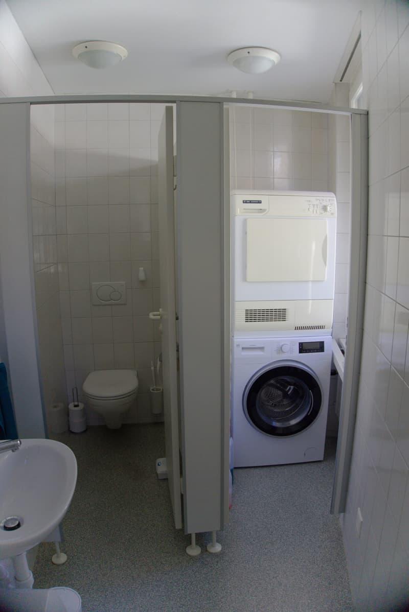 WC - Waschturm