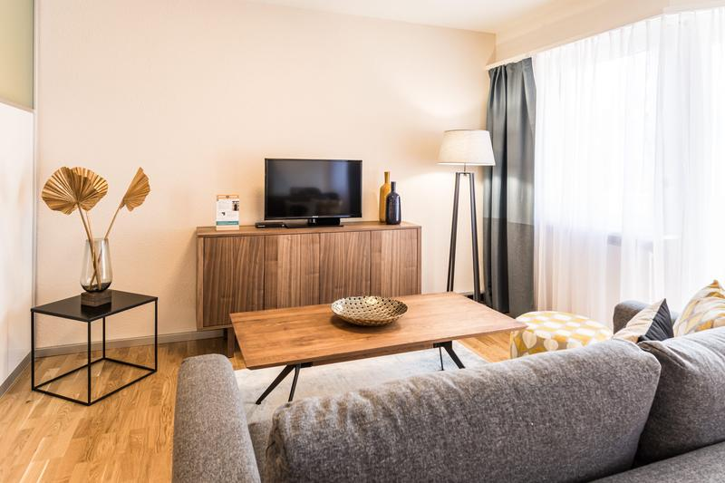 Easy Junior One Bedroom Apartment – Zurich Affoltern