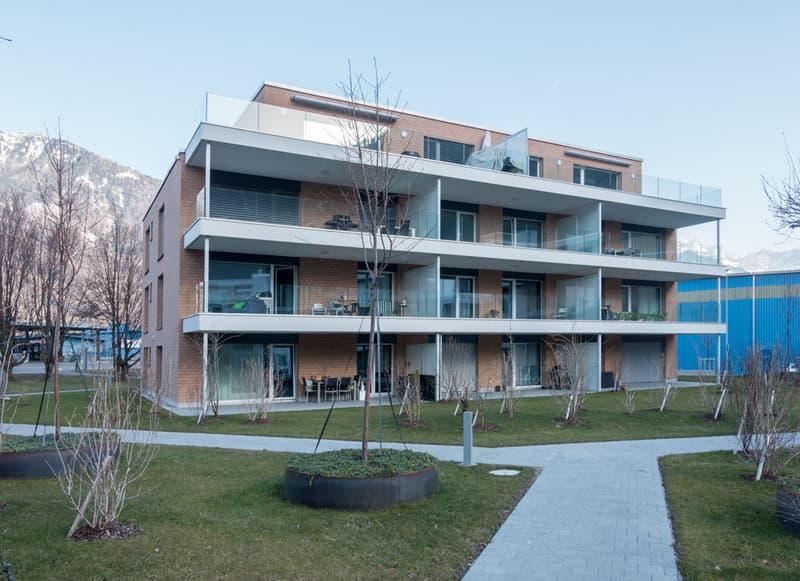 exklusive moderne 4.5-Zimmerwohnung mit Terrasse