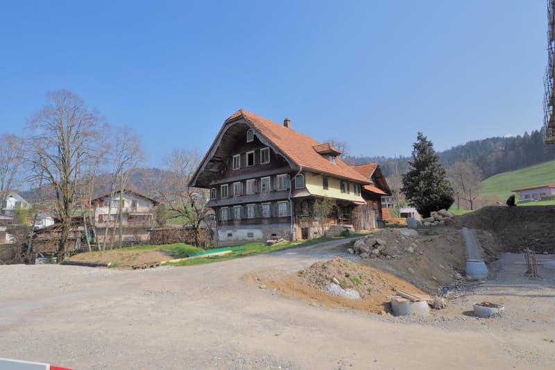 Stattliches Bauernhaus