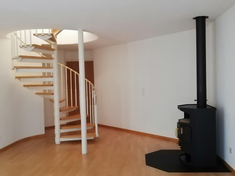 Attraktive 3.5 - Zimmer - Maisonnette - Wohnung mit Cheminee (3)
