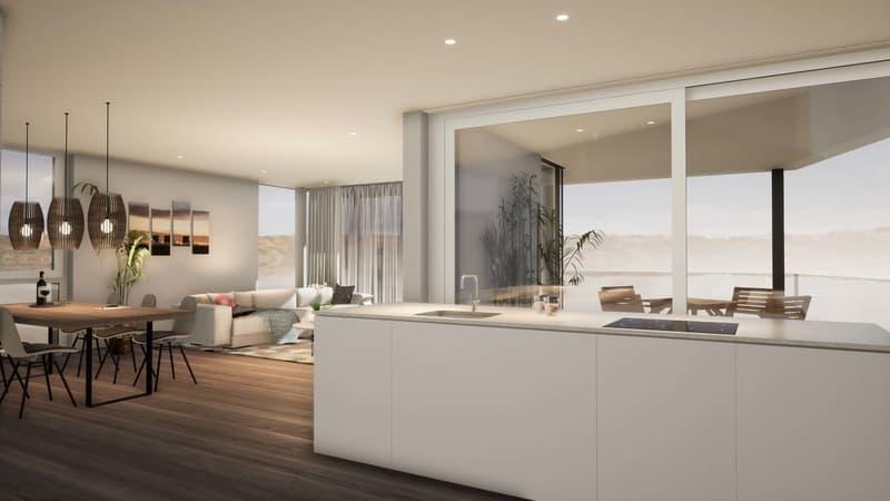 3.5-Zimmerwohnungen mit atemberaubender Aussicht!
