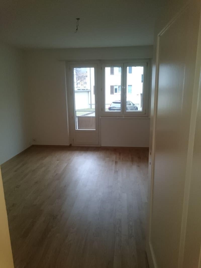 Zentrale 3-Zimmerwohnung EG in Schwamendingen Zürich
