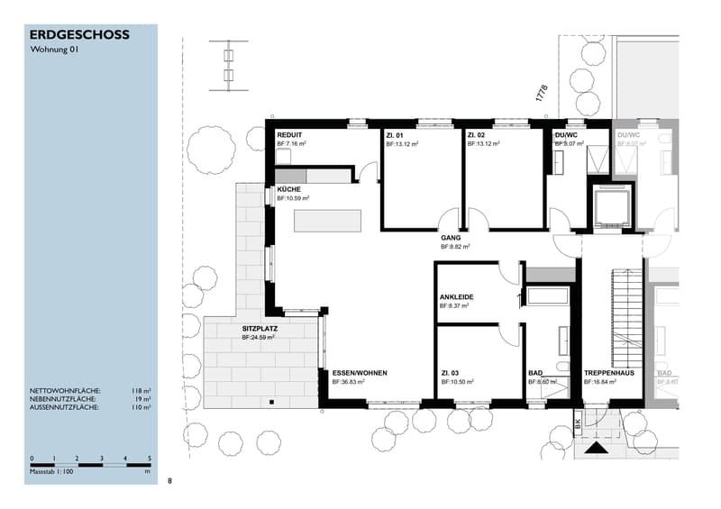 4,5 Zimmer Eigentumswohnungen (4)