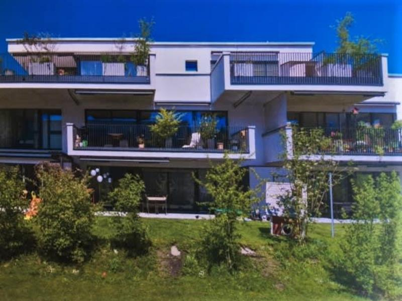 Moderne Gartenwohnung in idyllischer Naturlandschaft (3)