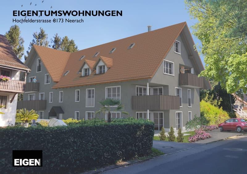 5,5 Zimmer Maisonette Dachwohnungen (1)