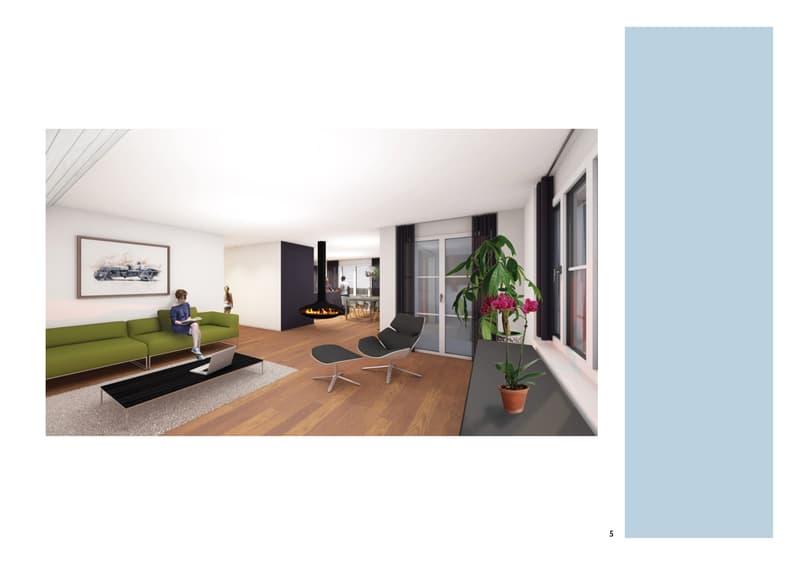 5,5 Zimmer Maisonette Dachwohnungen (2)